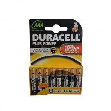 DURACELL PLUS POWER -AAA(MN2400/LR03) K8