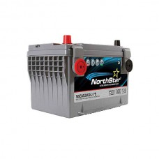 PURE LEAD BATTERY NORTHSTAR 12V 65AH 880CCA(-18°C)