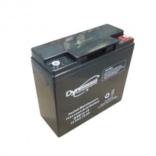 AGM BATTERY 12V 18AH/C20 14,8AH/C5 M5