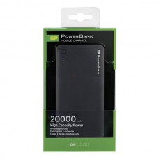 GP POWERBANK LI-ION 3C20A 20.000MAH GRIJS